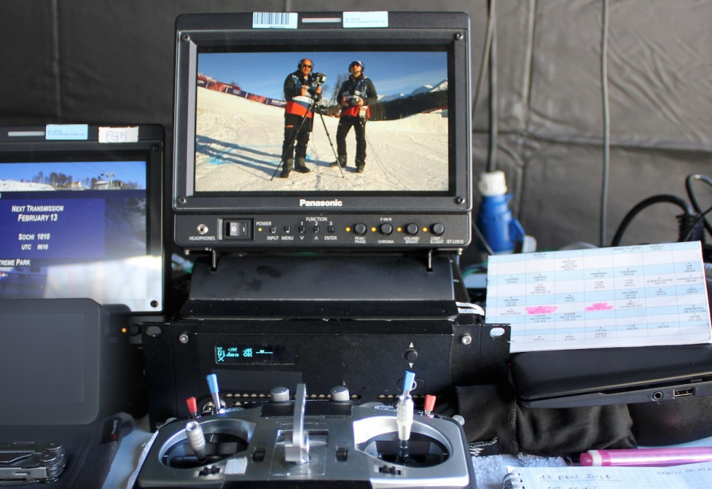 Sochi video monitoring